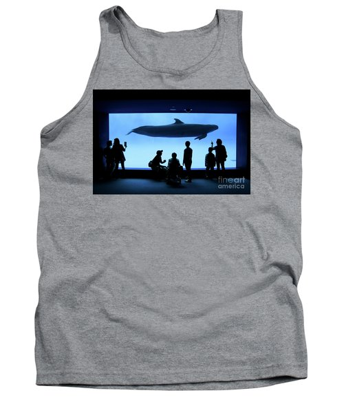 Tank Top featuring the photograph Grand Whale by Tatsuya Atarashi