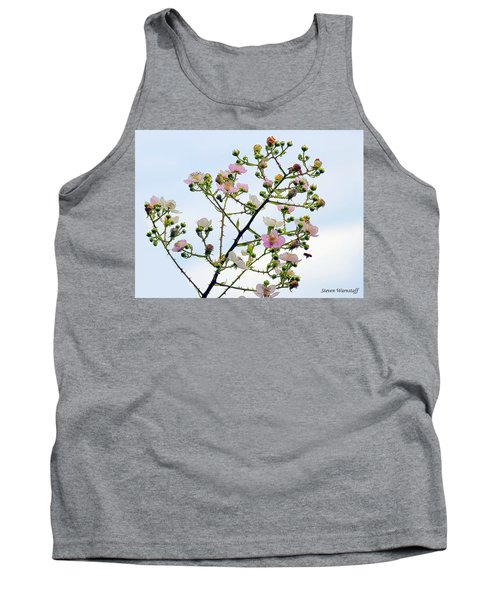 Grasping For The Hands Of Heaven Tank Top by Steve Warnstaff