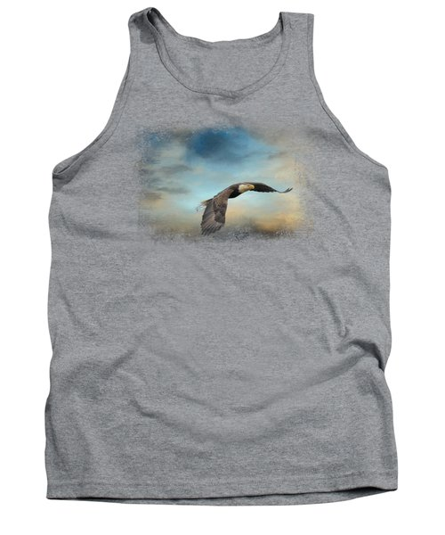 Grass Before The Storm Tank Top