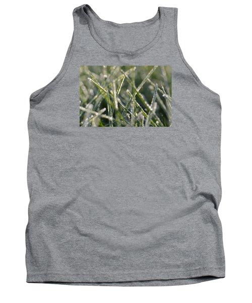Grass Bokeh Tank Top