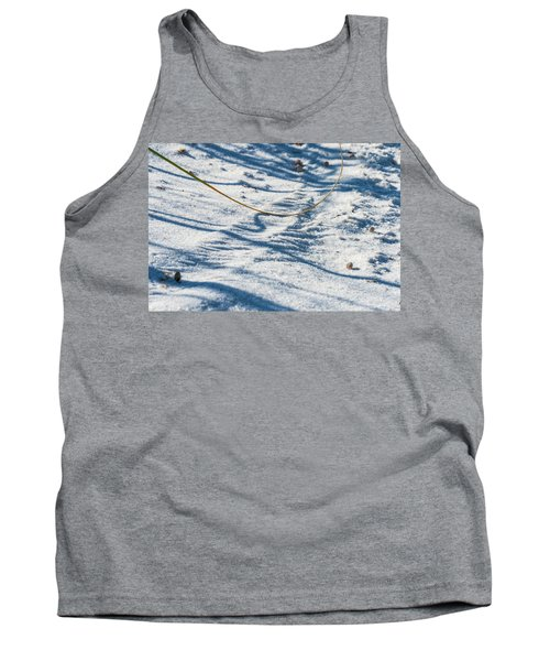 Grass Scapes In The Sand Tank Top