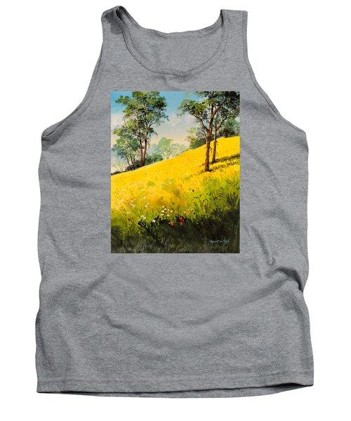 Grassy Hillside II Tank Top