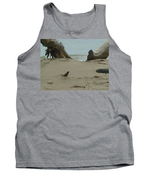 Gray Day On Maui Tank Top