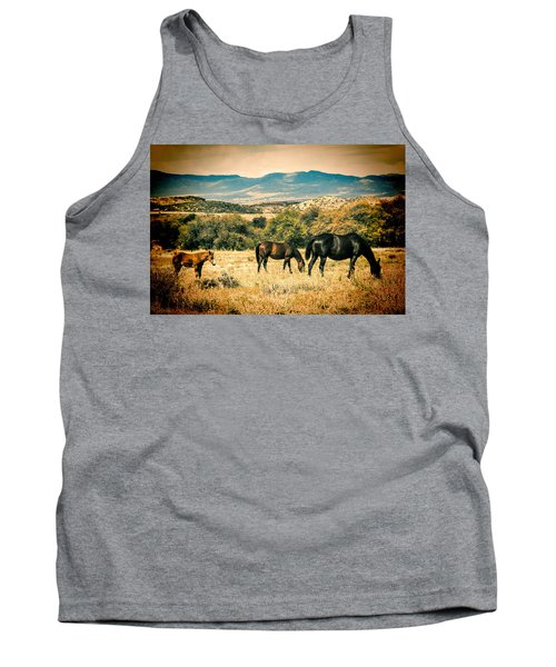Grazing Tank Top by Fred Larson