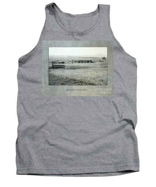 Grazing Pastures Tank Top