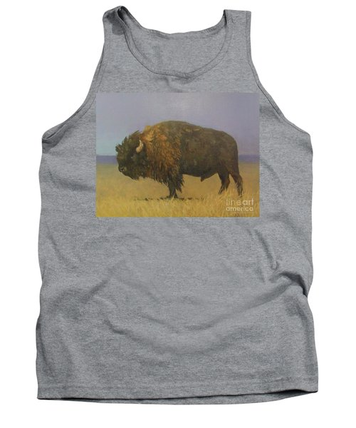 Great American Bison Tank Top