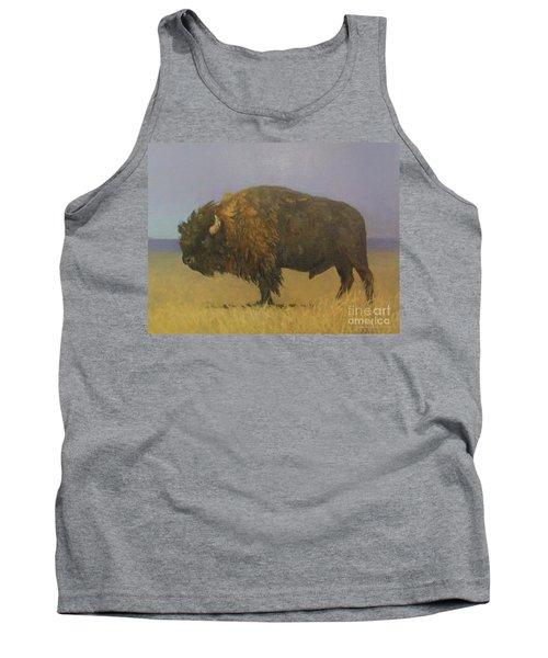 Great American Bison Tank Top