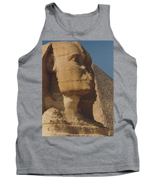 Great Sphinx Of Giza Tank Top