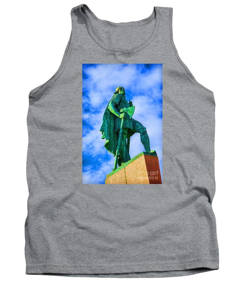 Green Leader Tank Top
