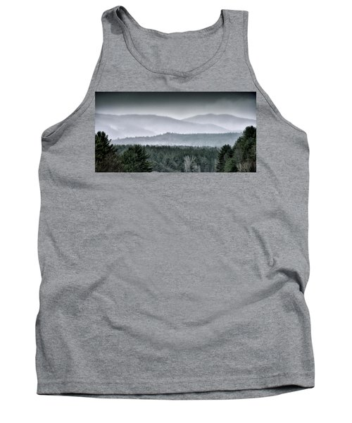 Green Mountain National Forest - Vermont Tank Top by Brendan Reals