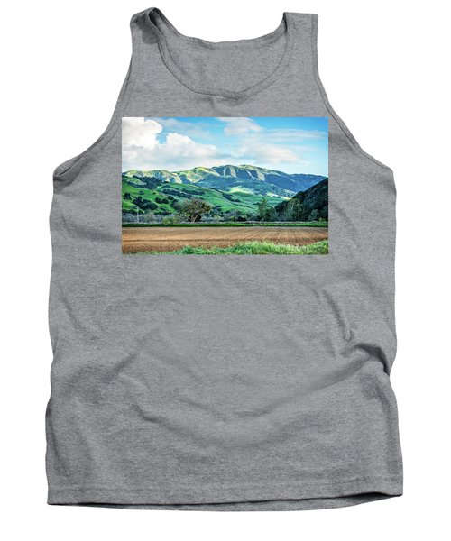 Green Mountains Tank Top