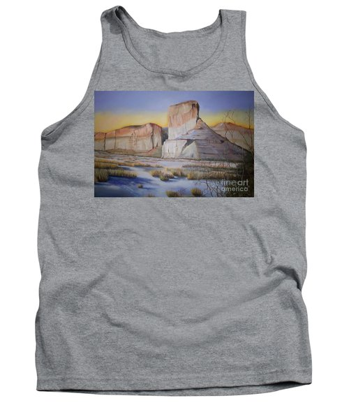 Green River Wyoming Tank Top