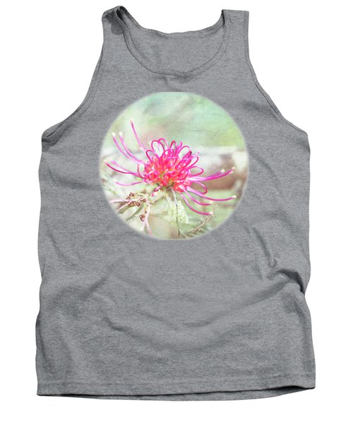 Tank Top featuring the photograph Grevillea by Linda Lees