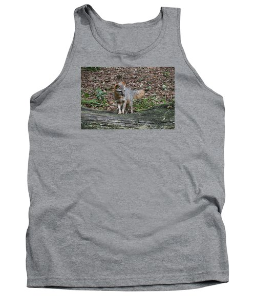 Grey Fox Tank Top