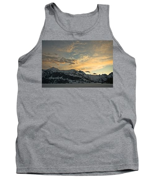 Grey Wolf Lake Tank Top
