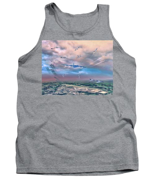 Griffiss Afb Rome Ny Tank Top