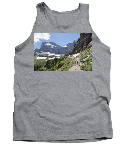 Grinnell Glacier Trail - Glacier National Park Tank Top