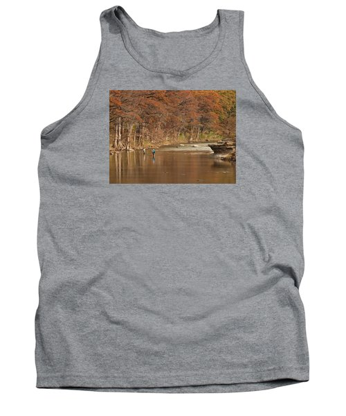 Guadalupe River Fly Fishing Tank Top