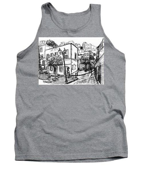 Guanajuato Street Tank Top