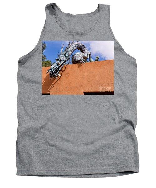Santa Fe Guardian Dragon Tank Top