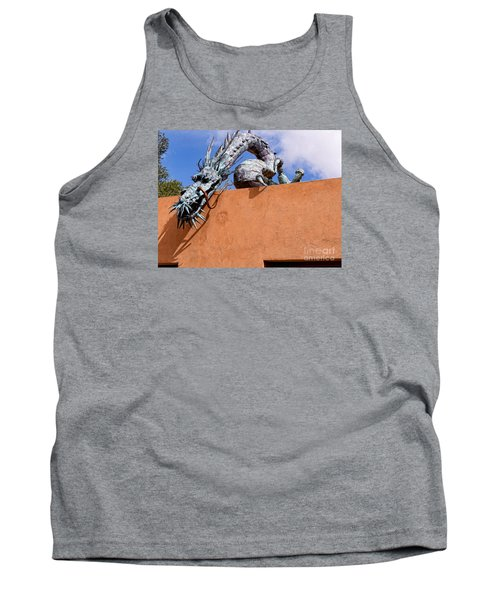 Santa Fe Guardian Dragon Tank Top
