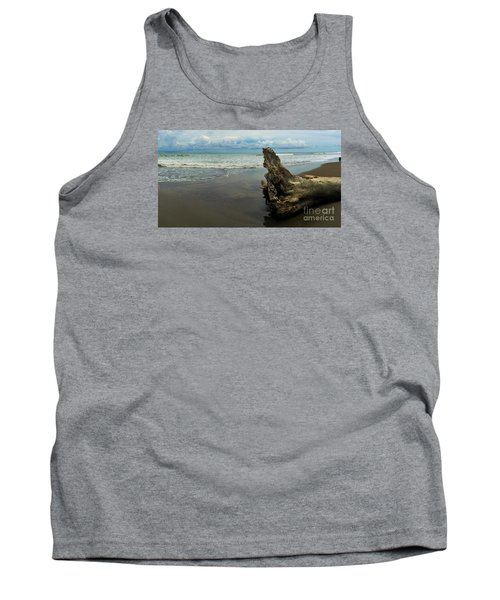 Guarding The Shore Tank Top by Pamela Blizzard