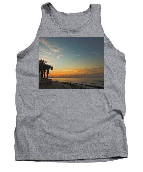 Gulf Of Mexico Sunrise Tank Top