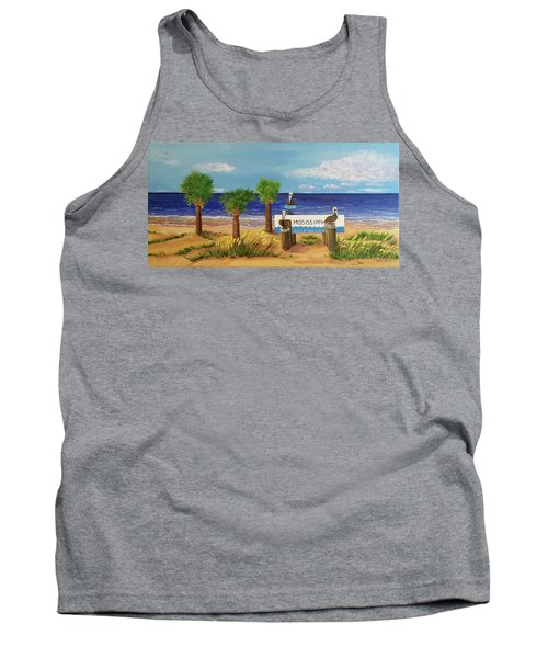 Gulf Shore Welcome Tank Top