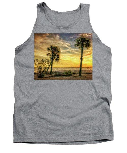 Gulfport Sunset Tank Top