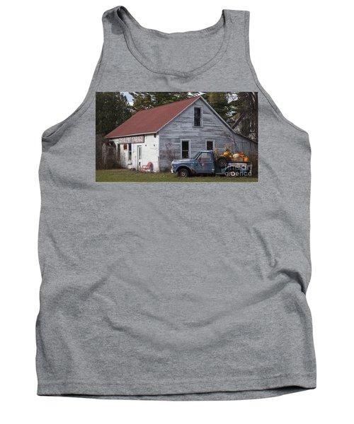 Gus's Garage Tank Top
