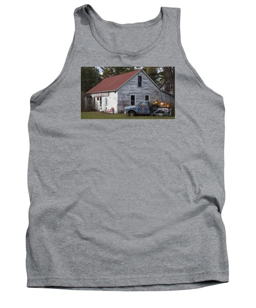 Gus's Garage Tank Top