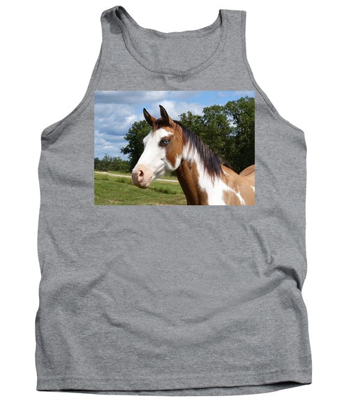 Gypsy Paint Tank Top