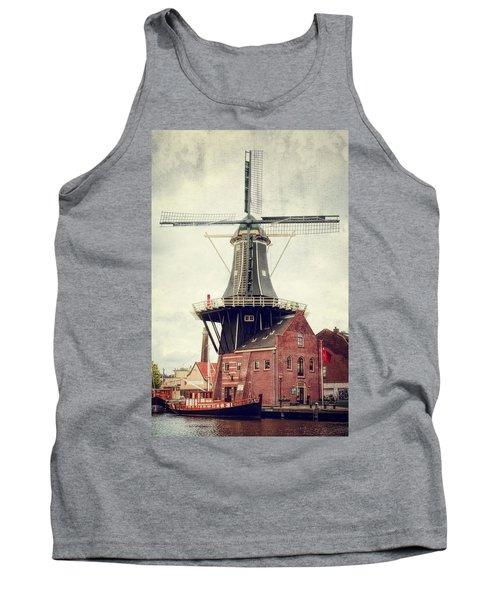 Haarlem Windmill II Tank Top