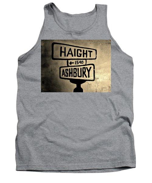 Haight Ashbury Tank Top