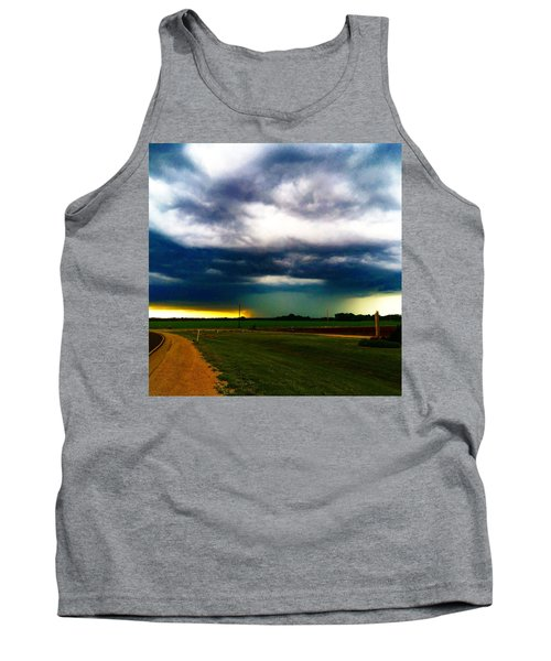 Hail Core Illuminated Tank Top