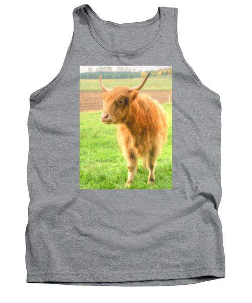 Hairy Coos Tank Top