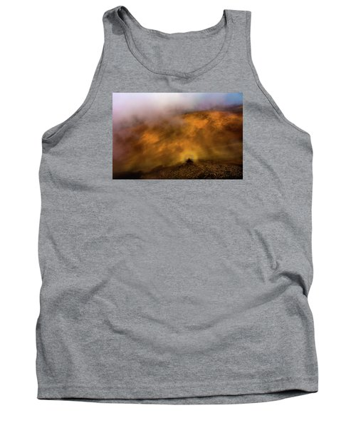 Tank Top featuring the photograph Haleakala Halo by M G Whittingham