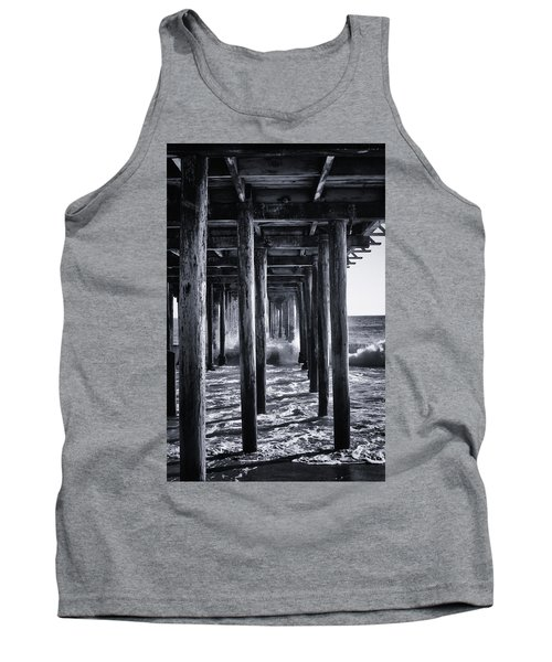 Tank Top featuring the photograph Hall Of Mirrors by Lora Lee Chapman