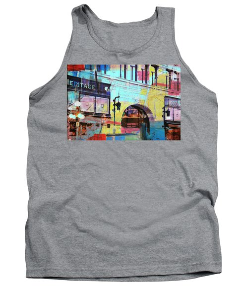 Tank Top featuring the photograph Hamm Building St. Paul by Susan Stone
