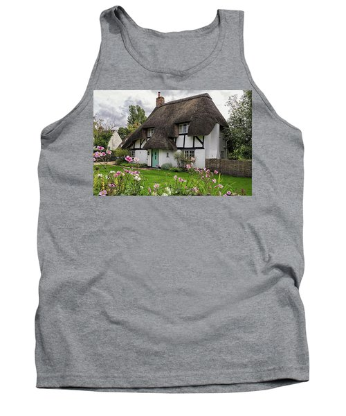 Hampshire Thatched Cottages 8 Tank Top