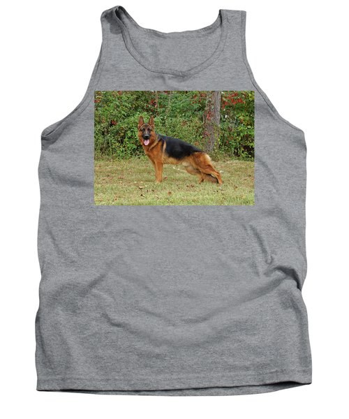 Handsome Rocco Tank Top