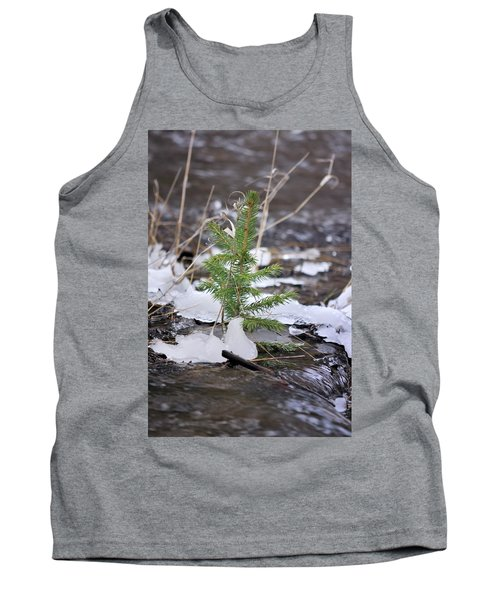 Hanging In There Tank Top