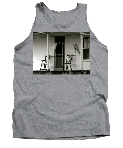 Hanging Out On The Porch Tank Top