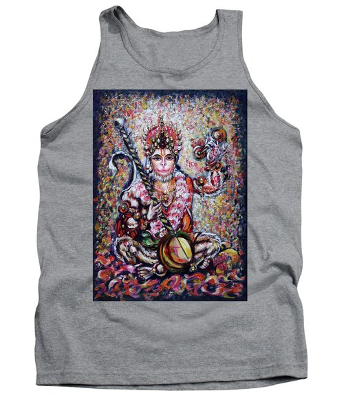 Hanuman - Ecstatic Joy In Rama Kirtan Tank Top