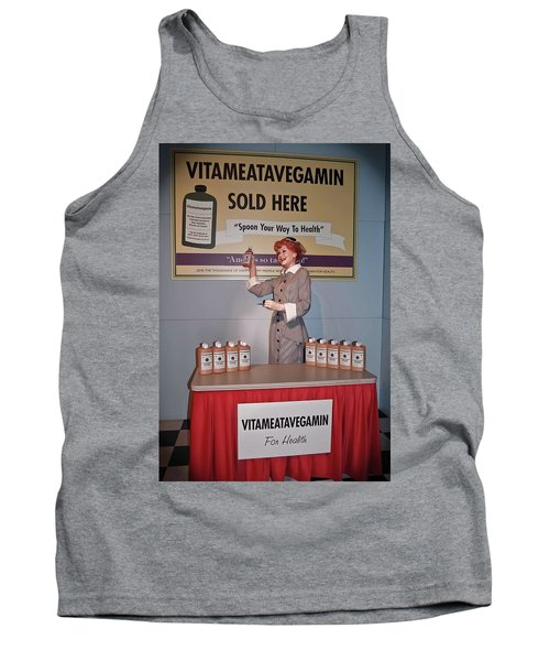 Happy 100th Birthday Lucy Tank Top