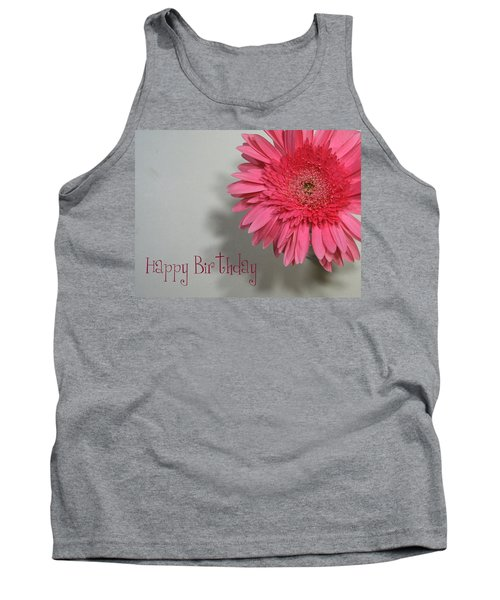 Happy Birthday Tank Top by Marna Edwards Flavell