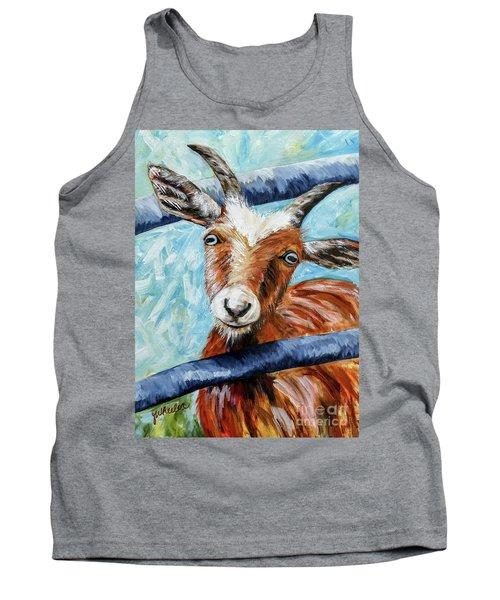 Happy Goat Tank Top