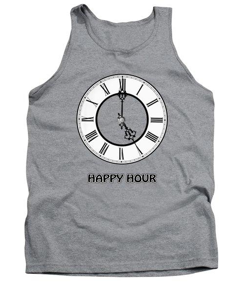 Happy Hour -  Pink Tank Top