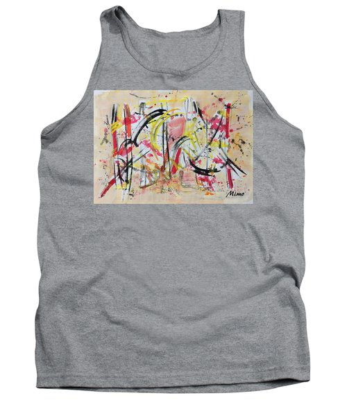 Happyness Tank Top