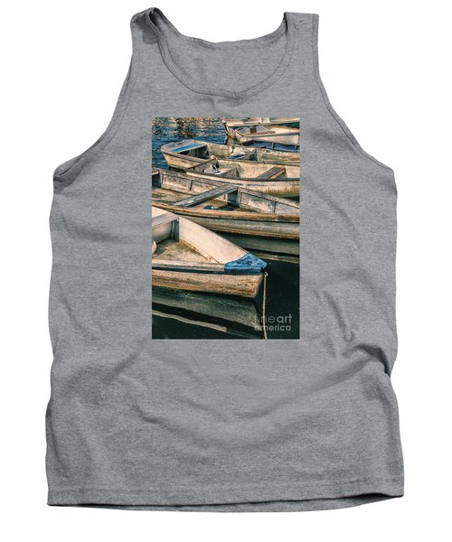 Harbor Boats Tank Top